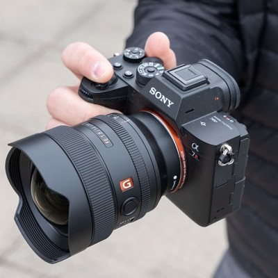 Hands-on with the Sony FE 14mm F1.8 GM