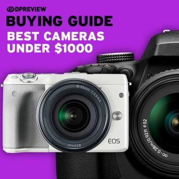 Best cameras under $1000 in 2021