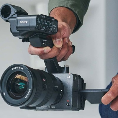 Sony adds compact full-frame FX3 to Cinema Line