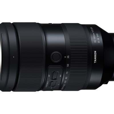 Tamron 35-150mm F2-2.8 Di III VXD for full-frame Sony E-mount on the way