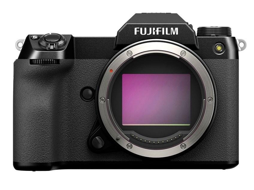 The Fujifilm GFX 50S II is the least expensive medium-format digital camera ever