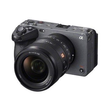 Leaked photos allegedly show off Sony's new FX3 Cinema Line mirrorless camera