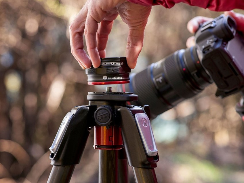 Manfrotto introduces 'Move' system, promises speed and versatility in hybrid workflows