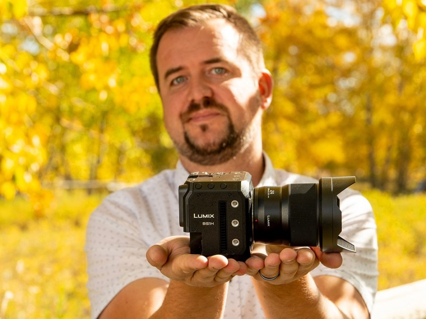 Panasonic BS1H review – Is boxy better?