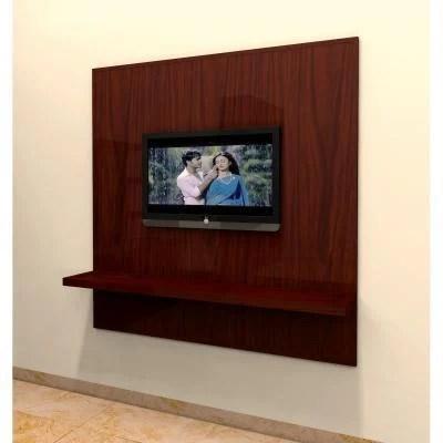 Wood Wall Mounted Tv Stands Novocom Top