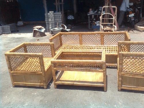 All you need to know about furniture items, dealers, price. Bamboo Sofa - Wholesaler & Wholesale Dealers in India