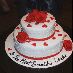 Order 3 kg birthday cake online at a low price from faridabadcake and avail free delivery. Joy Delight Wedding Anniversary Cake Weight 1 Kg Onwards Rs 1800 Kilogram Id 17510030762