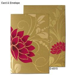 Wedding Card Designing Service