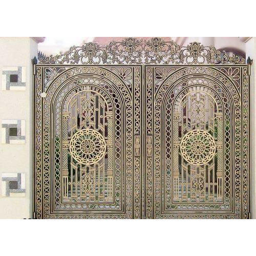 Cast Iron Design Gate at Rs 3000 /square feet | Cast Iron ... on Iron Get Design  id=78169