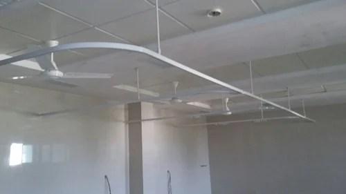 hospital curtain track