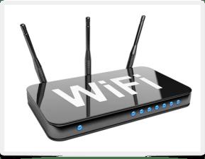 """Résultat de recherche d'images pour """"router with wifi"""""""