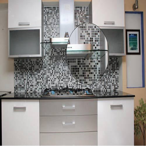 Kitchen Design Mosaic Tiles