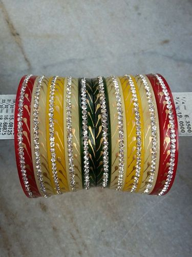 Plastic Stone Bangles And Women Bangles Manufacturer