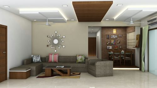 Drawing Room Interior Design Services in Mira Road  Mumbai  National     Drawing Room Interior Design Services