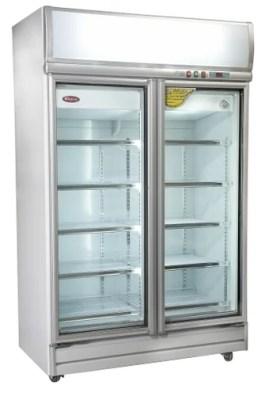 Image result for glass door fridge