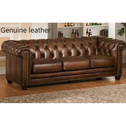 genuine leather sofa fabric