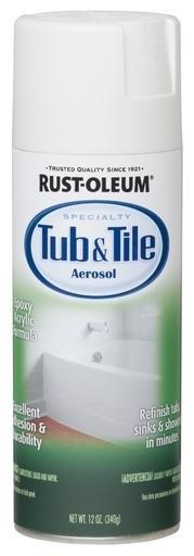 rustoleum specialty tub tile aerosol epoxy spray paint