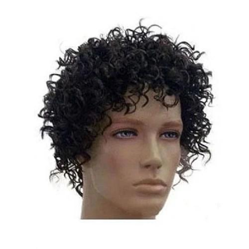 Mens Curly Hair Wig at Rs 3000 /piece | Mens Wig | ID ...