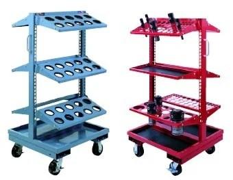 cnc tools holder rack