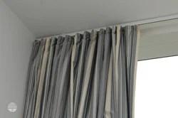 motorized curtain track