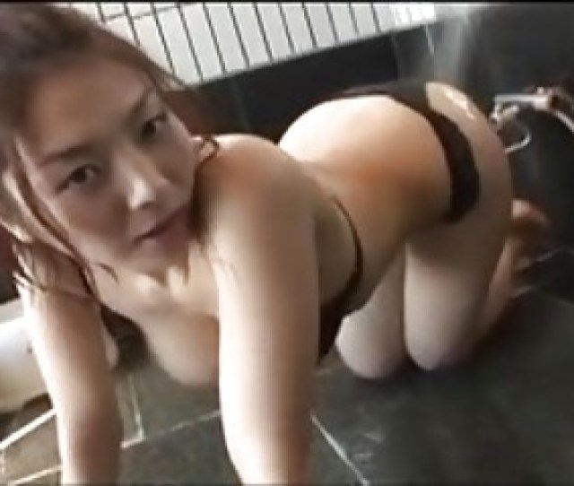 Busty Cambodian Model Teases With Her Big Tits And Ass