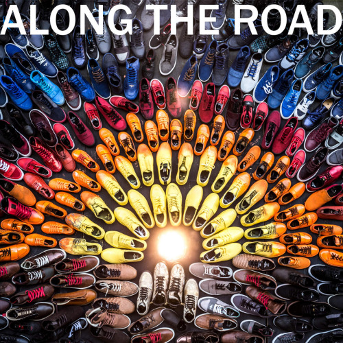 "Cover Art de ""Along The Road"" de Karmin"