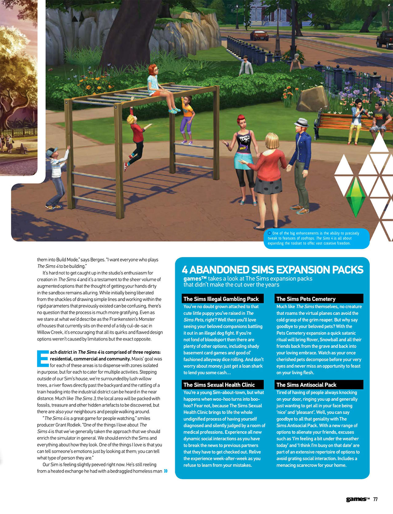 Honeywell S Sims 4 News Blog Gamestm Preview The Sims 4 Life In A Day