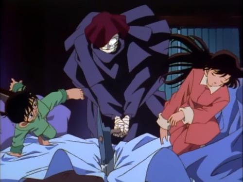 Komik Jepang Romantis, Detektif Conan