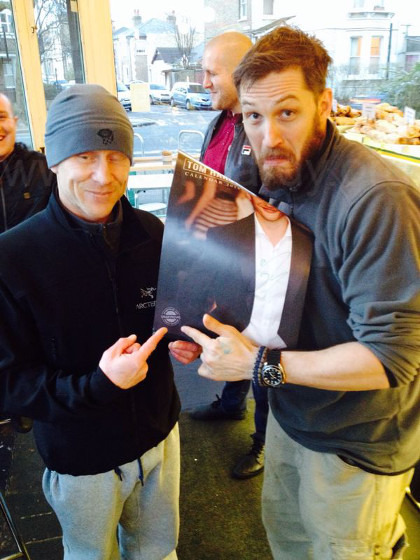 Image Result For Tom Hardy Dot Org Officially Unofficial