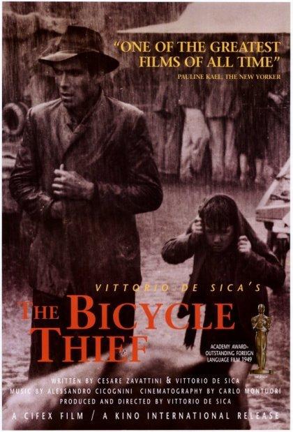 Vittorio De Sica,Lamberto Maggiorani,Enzo Staiola,Lianella Carell,1948, İtalya,93 Dak.,Ladri di biciclette,Bisiklet Hırsızları,Похитители велосипедов,Bicycle Thieves,Ladrón de bicicletas,Cykeltjuven,Cesare Zavattini,Suso Cecchi D'Amico,Nostalji,Imdb Top List,Ladri di biciclette, Ladri di biciclette