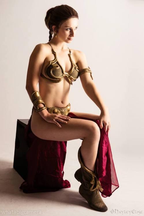 Hayley Elise(Australia) / SLAVE LEIA
