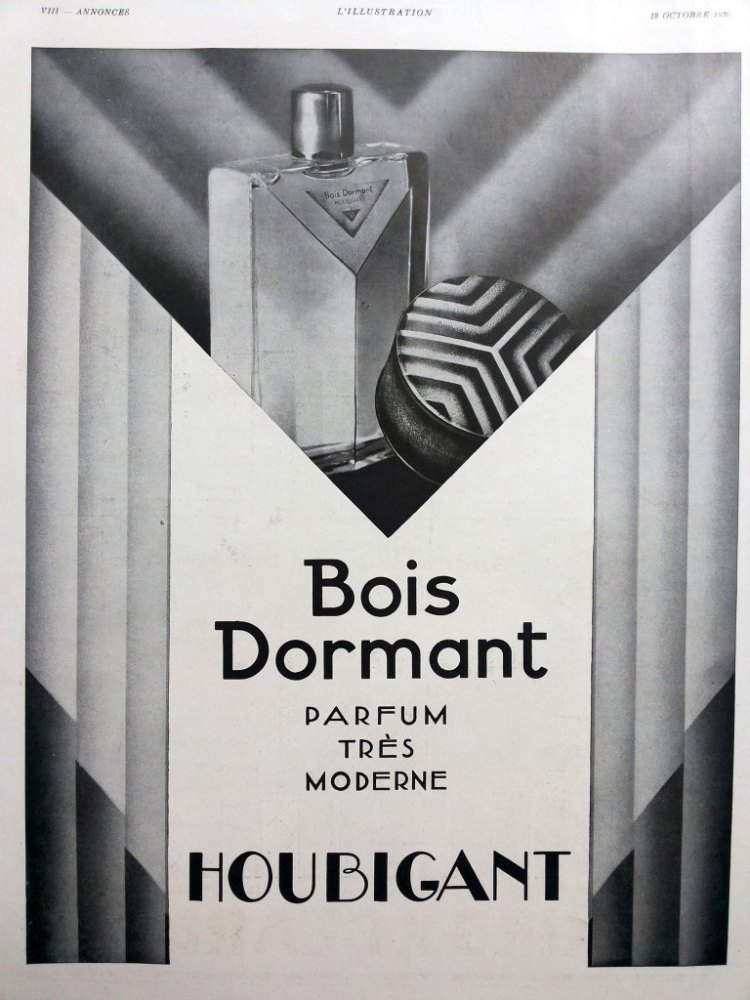 Art Deco e Perfumaria (5/6)