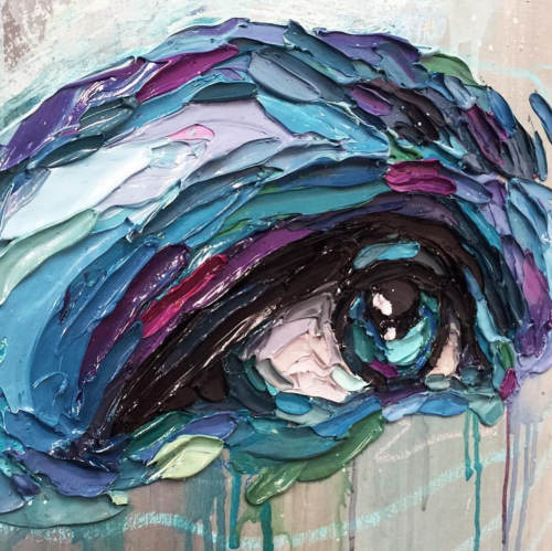 Art Painting Joshua Miels Supersonicart