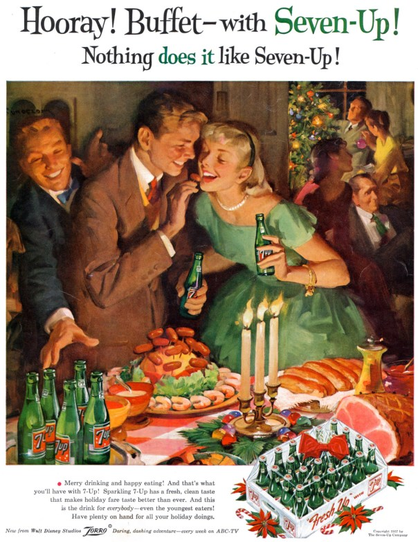 The Seven-Up Company - 1957