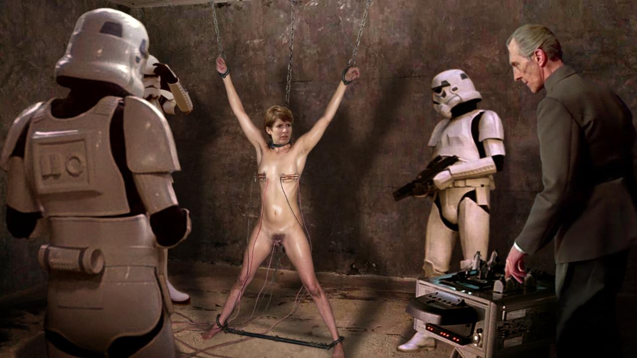 Naked torture games