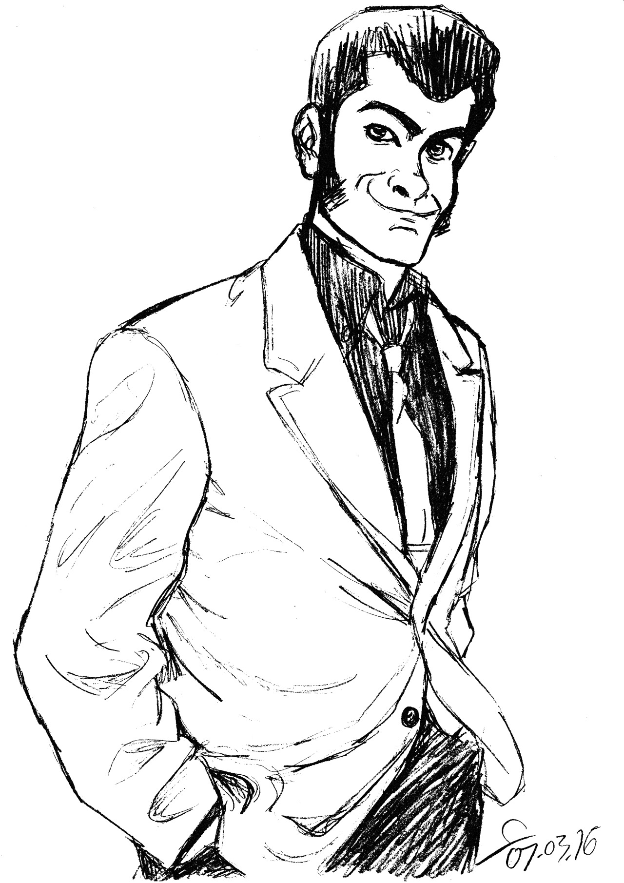 Lupin The Draw
