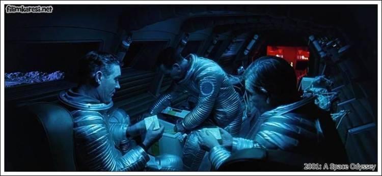 2001:Bir Uzay Macerası,2001:A Space Odyssey,1968,Stanley Kubrick,Arthur C. Clarke,139 Dak.,İngiltere,ABD,Keir Dullea,Gary Lockwood,William Sylvester,Daniel Richter,Leonard Rossiter,Margaret Tyzack,2001: A Space Odyssey