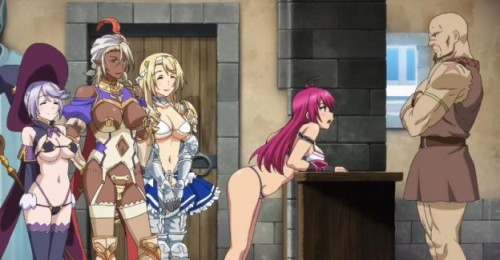 Image result for bikini warriors ecchi scene