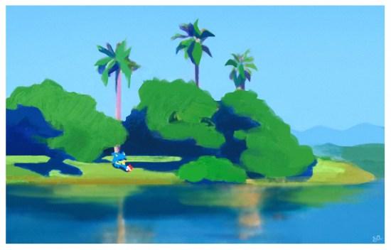 Angel Island by Sierra Adolph