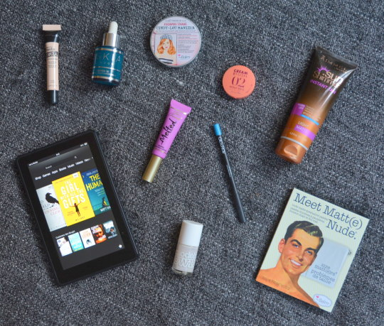 June '15 Beauty And Lifestyle Favourites