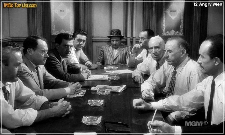12 Angry Men,12 Öfkeli Adam,1957,Sidney Lumet,Martin Balsam,96 Dak.,John Fiedler,12 рaзгневанных мужчин,12 Kızgın Adam