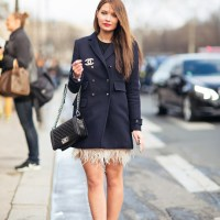 coat x skirt