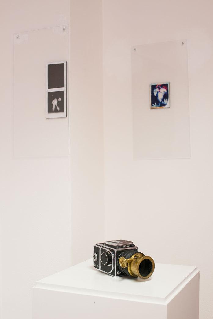 Lir Tasho, Polagenic Fugue, 2013, polaroid © Claudia Gori 2015 |PRATO Tempo Reale a cura di Laura Capuozzo, Alessandro Gallicchio, Margherita Nuti,Stefania Rinaldi
