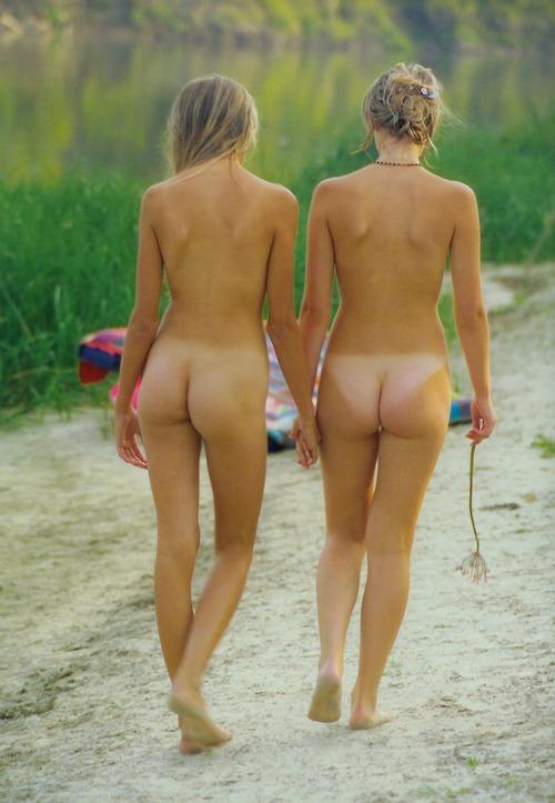 Girlfriends. Nude is nice.