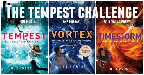 The Tempest Challenge by Julie Cross