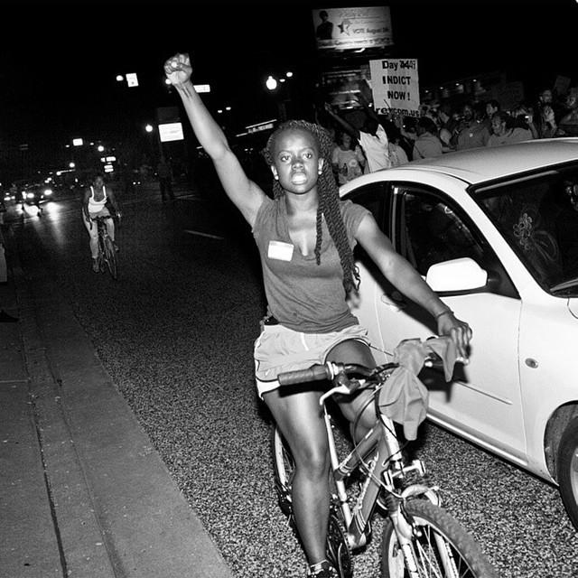 bdoulaoblongata: #Ferguson strong. #Jus...