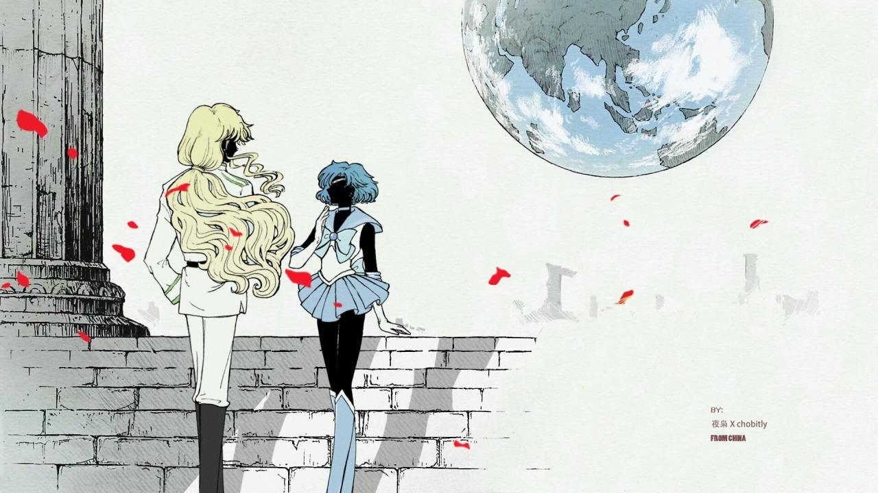 Art Cool Anime Kawaii Awesome Creative Sailor Moon Anime