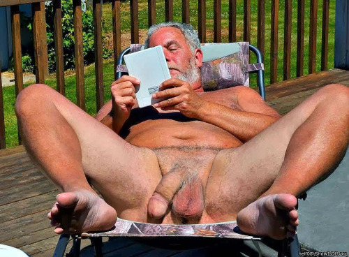 tumblr Hung silverdaddies
