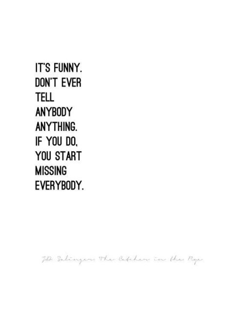 weird quotes