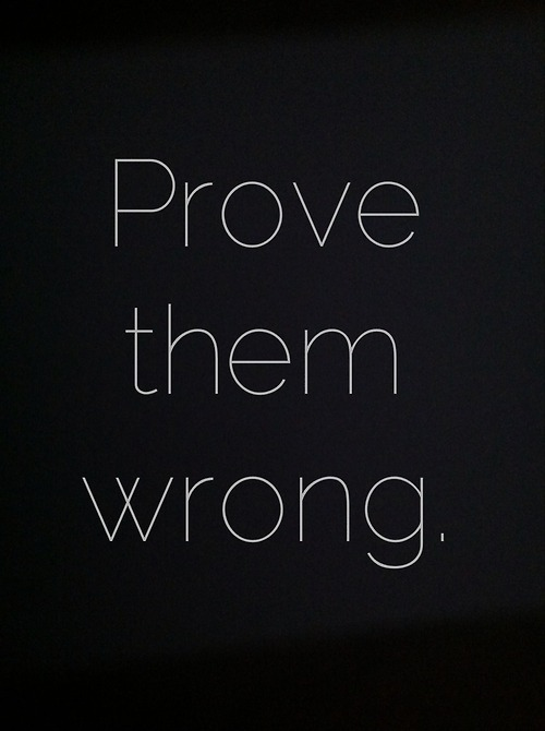 tumblr prove them wrong mistery liar